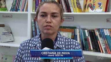 Sesi Itacoatiara oferece espaço com clássicos da literatura amazonense - Espaço conta com biblioteca, CDteca e é aberto para todos os públicos.