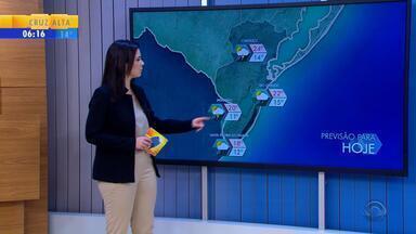 Tempo: Sul do RS terá chuva e frio na média durante o inverno - Veja como fica a previsão completa.