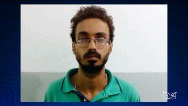 Homem é preso por suspeita de vender drogas em área movimentada de Santa Inês - O repórter Erisvaldo Santos possui mais informações.