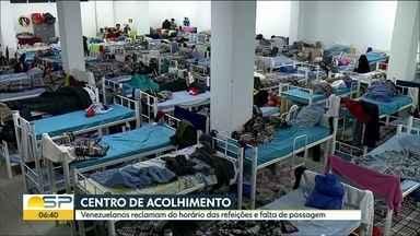 MPF cobra explicações à Prefeitura de São Paulo sobre situação de imigrantes venezuelanos - A suspeita é que estariam vivendo em situação precária em abrigos da Capital.