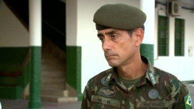 Exército fiscaliza lojas que vendem armas e munições em Alagoas - Ação acontece em todo país.