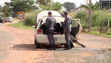Furtos e roubos de carros crescem em Imperatriz - Relatório da PM aponta o número dos que foram recuperados este ano.