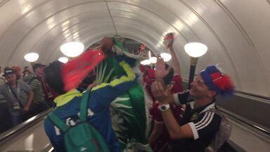 Música da torcida de Marrocos na Copa - Música da torcida de Marrocos na Copa
