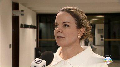 STF absolve senadora Gleisi Hoffmann e ex-ministro Paulo Bernardo da acusação de corrupção - Defesa alegou falta de provas e disse que denúncia se baseou em delatores.
