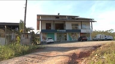 Polícia prende quarto suspeito de assalto a banco em Ilhota - Polícia prende quarto suspeito de assalto a banco em Ilhota