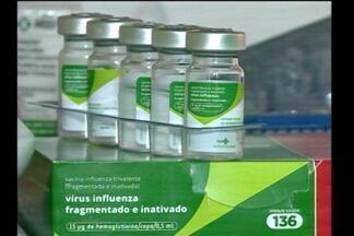 A vacinação contra a gripe vai até sexta-feira(22) - Na região de Santa Rosa e Santo Ângelo a cobertura foi de mais de 90%.