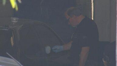 Polícia Civil continua a investigação da morte da menina Vitória Gabrielly em Araçariguama - A Polícia Civil continua a investigação sobre o caso da menina Vitória Gabrielly, encontrada morta oito dias após desaparecer em Araçariguama (SP).