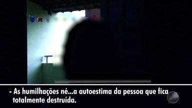 Mais de 400 casos de violência psicológica contra mulheres já foram registrados em Feira - Os números são da Delegacia da Mulher.