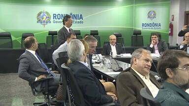 Empresários chineses se reúnem com representantes do Governo na capital - Cicero Moura
