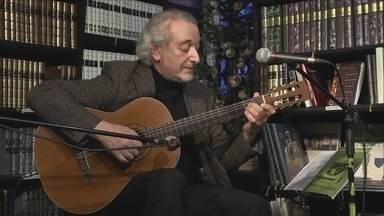 Conheça Alexander Vinitsky, um russo apaixonado por música brasileira