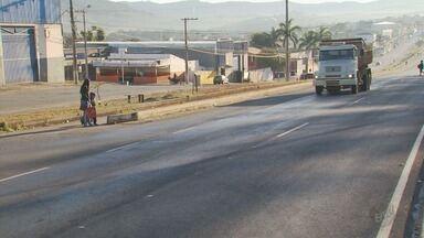 De Olho na Rua: moradores pedem melhorias em avenida de Poços de Caldas (MG) - De Olho na Rua: moradores pedem melhorias em avenida de Poços de Caldas (MG)