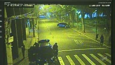Bandidos explodem agências bancárias em Rio Claro - Caixa Econômica Federal informou que não tem previsão de quando o atendimento na agência será retomado.