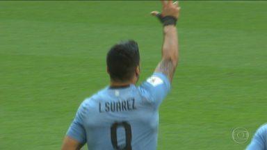 Portugal e Uruguai vão se encontrar em campo para um duelo de técnicos - As duas seleções são importantes e só se enfrentaram duas vezes