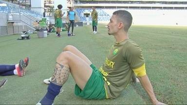 Cuiabá e Luverdense entram em campo pela Série C do Campeonato Brasileiro - Cuiabá e Luverdense entram em campo pela Série C do Campeonato Brasileiro.
