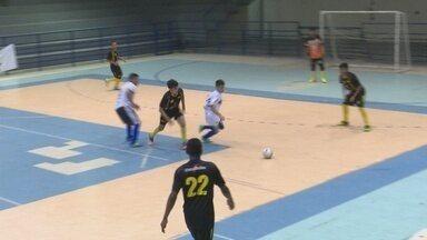 Tiradentes conquista a vaga para a final do Campeonato Roraimense de Futsal Sub-20 - Após vencer o rival Vivaz, Tiradentes vai encarar o Constelação na grande final.