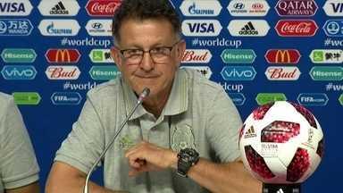 Técnico Juan Carlos Osorio diz que o México vai partir para cima do Brasil - Na defesa, mexicanos contam com um velho conhecido dos brasileiros.