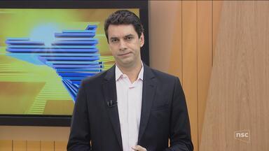 Polícia procura por motorista que atropelou homem na Grande Florianópolis - Polícia procura por motorista que atropelou homem na Grande Florianópolis