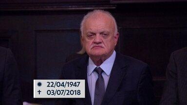 Morre no Recife Guilherme Uchoa, Presidente da Assembleia Legislativa de Pernambuco - Deputado estadual de 71 anos estava internado no hospital desde domingo, com um quadro de broncopneumonia, decorrente de bronco aspiração.