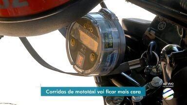 Tarifa do mototaxi tem reajuste de até 25% em Campo Grande - O decreto com o reajuste foi assinado pelo prefeito Marquinhos Trad (PSD) na sexta-feira passada (29) e entra em vigor com a sua publicação no Diário Oficial desta terça.