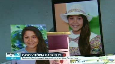 Testemunha ajuda a polícia a esclarecer assassinato da adolescente Vitória Gabrielly - A menina foi morta por engano. A polícia diz que o alvo era a irmã de um homem que devia R$ 7 mil a um traficante.