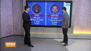 Bom Dia DF destaca os craques da Copa da Rússia - Astros como Cristiano Ronaldo e Messi já voltaram para casa. Outros como Mbappé e Neymar seguem brilhando no mundial.