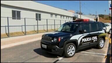 Delegacia Regional da Polícia Civil é inaugurada em Formiga - A Polícia Civil vai auxiliar 12 municípios da região Centro-Oeste de Minas.