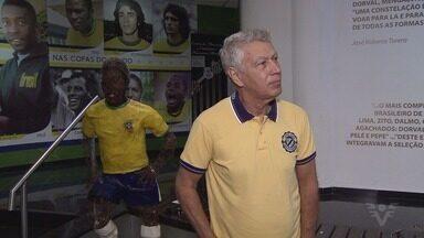 Clodoaldo, ex-craque do Santos e da Seleção, confia na vitória do Brasil na Copa - Brasil enfrenta a Bélgica nesta sexta-feira (6).