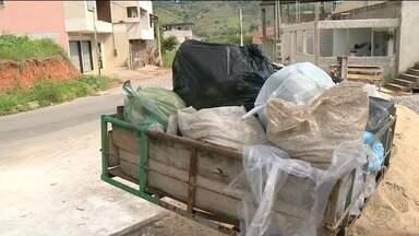 Prefeitura de Cachoeiro quebra contrato com empresa de recolhimento de lixo após queixas - Anúncio foi feito nesta manhã.