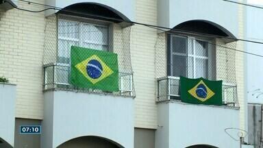 Torcedores capixabas estão ansiosos pela partida Brasil x Bélgica na Copa do Mundo - Partida acontece nesta sexta-feira (6).