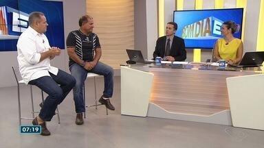 Ex-jogadores do Brasil falam da expectativa para a partida contra a Bélgica - Veja o que Paulo Sérgio e Geovani Silva falam sobre a expectativa com o jogo.