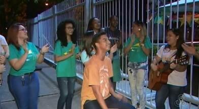 Diocese de Macapá está desenvolvendo uma série de atividades para a juventude, no AP - Evento voltado para a Religiosidade começa nesse domingo (8)