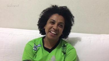 Hosana Bastos comenta participação do 'Quem Quer Ser Um Milionário' - undefined