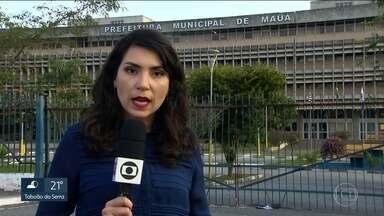 Município de Mauá decreta calamidade financeira - Decreto diz que cidade está endividada e que arrecadação tem sido insuficiente para cobrir despesas obrigatórias. Ele vale por quatro meses.
