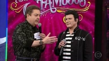 Paulo Ricardo fala sobre o desafio de interpretar Elvis Presley - O artista é elogiado pelo excelente trabalho