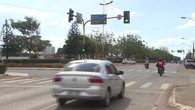 Os primeiros três meses deste ano houve redução no número de acidentes de transito - Ainda segundo o departamento estadual de trânsito, muitos acidentes acontecem pela falta de conscientização dos motoristas.