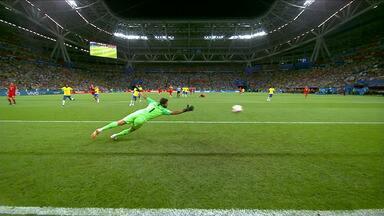 Gols - Bélgica - 3º lugar - Copa do Mundo da FIFA