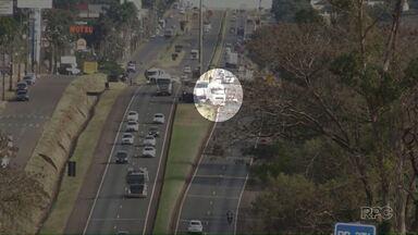 Trecho da BR-376, entre Maringá e Marialva registra quase 250 acidentes este ano - Em uma semana ocorreram duas mortes