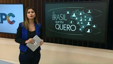 Moradores de Diamante do Sul são convidados a participar da campanha Brasil Que Eu Quero - Confira como é simples gravar um vídeo e representar a cidade na campanha.