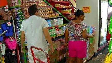 Consumidor ainda sente os reflexos da greve dos caminhoneiros - Greve fez o Brasil ter a maior inflação para um mês de junho em 23 anos. Preço do leite subiu 15,6%.