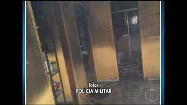 Polícia investiga morte de idoso cadeirante que foi carbonizado em Rio Pardo de Minas - Homem foi encontrado queimado em cadeira de rodas; companheira dele acionou a PM e informou ter sofrido tentativa de estupro.
