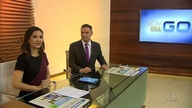 Confira os destaques do Bom Dia Goiás desta terça-feira (10) - XXX.
