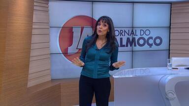 Confira a íntegra do Jornal do Almoço desta segunda-feira (9) - Assista ao vídeo.