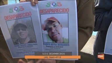 Veja o quadro 'Desaparecidos' desta terça-feira (3) - Veja o quadro 'Desaparecidos' desta terça-feira (3)