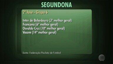 Confira as novidades do esporte nesta terça-feira - Veja a situação do Osvaldo Cruz no Campeonato Paulista.