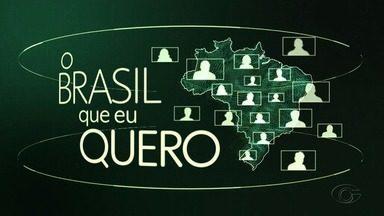 Que Brasil você quer para o futuro? Saiba como enviar fotos - Confira o passo a passo de como enviar o melhor vídeo e representar a sua cidade.
