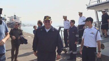 Fiscalização no mar terá reforço a partir de agosto na Baixada Santista - Anúncio foi feito pela Capitania dos Portos.