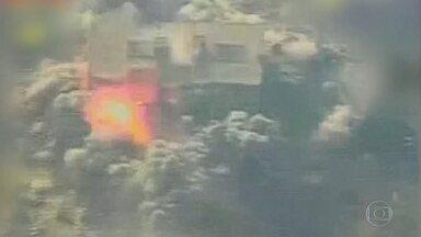 Violência em Gaza continua mesmo depois de palestinos anunciarem cessar-fogo com Israel - A região vive uma escalada de violência desde esta sexta-feira. O exército israelense disse que respondeu a foguetes jogados pelos palestinos e lançou a maior ofensiva contra Gaza desde 2014.