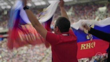 O dia da final! Marcelo Courrege relembra a preparação até o último dia da Copa do Mundo - O dia da final! Marcelo Courrege relembra a preparação até o último dia da Copa do Mundo