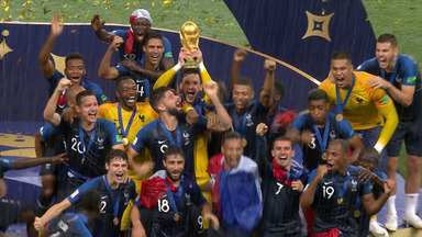 França 4 x 2 Croácia - Final - Íntegra