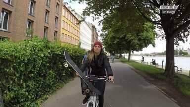 Diversão em Copenhagem